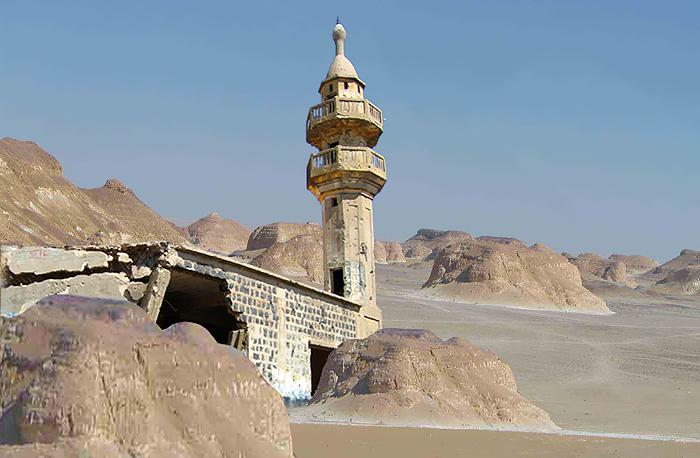 قصة مبكية الشاب مع المسجد